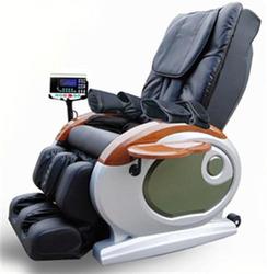 2 Кресло массажное Deluxe Leather